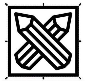 diseño logo inkscape