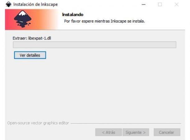 instalacion inkscape windows